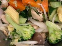 健康美味鹹水雞