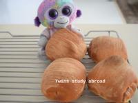 起司木紋麵包