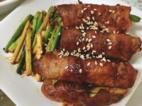 蘆筍豬肉卷/氣炸鍋