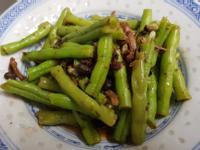 親子手作:豆鼓小魚炒豆豆