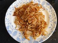 辣炒豆芽菜