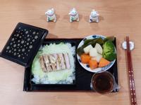 【低蛋白】松阪豬套餐