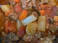 媽媽寶寶湯-番茄燉牛肉