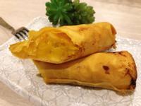 千張焗烤地瓜卷(氣炸鍋料理)