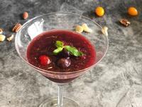 法式甜點 <冰沙> 紅酒莓果冰沙