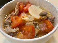清燉番茄牛肉湯《壓力鍋/電鍋》