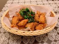 豆乳鹽酥雞