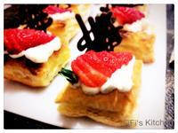 FiFi's Kitchen - 草莓起酥派
