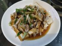 油豆腐溫沙拉