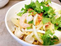 隨便做泰式涼拌海鮮沙拉