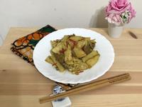 咖喱炒筍片