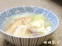 節瓜腐竹魚湯