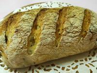脆皮免揉麵包-蔓越莓堅果/直接法