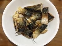 香煎好市多薄鹽白腹鯖魚