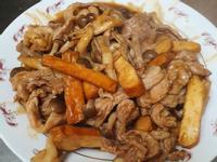 京醬菇菇肉片