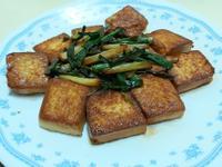 👩🍳快速簡單料理  蔥燒豆腐