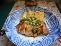 茄汁雞腿豆腐