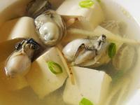 【厚生廚房】鮮蚵豆腐湯
