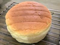 台灣古早味蛋糕(6吋模/水浴法)