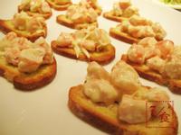 【7/食】聖誕派對之蝦沙拉