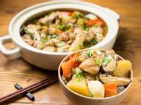 家常料理馬鈴薯燉雞-豆油伯金美好醬油
