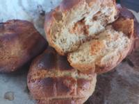 生酮、低碳水高蛋白菠蘿麵包