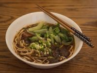 台灣式牛肉拉麵