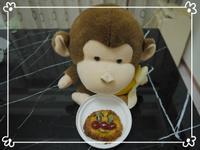 [小P猴]麵包超人南瓜可樂餅~亨氏番茄醬&黃金玄米油