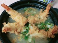 雪泥炸蝦鍋
