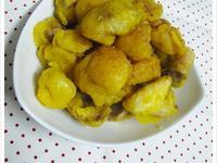 【黃金玄米油Home炸料理】酥炸杏鮑菇