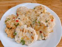 海鮮米餅 手指食物  點心