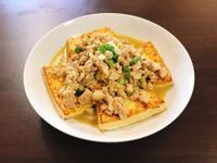 咖喱肉末蛋豆腐