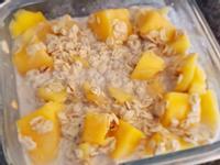 水果燕麥粥
