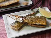 #87 香煎秋刀魚