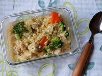 香甜南瓜雞肉燉飯(生米版)