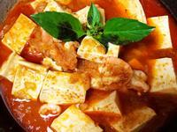蝦醬豆腐鮮蝦煲