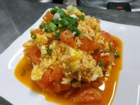 番茄炒蛋-家常菜