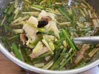 傳統豬肉麵疙瘩