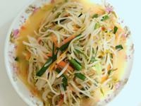奶油豆芽菜
