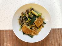蔥燒豆腐-清爽無負擔