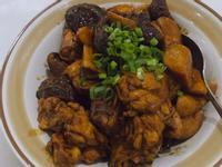 经典不败-香菇焖鸡