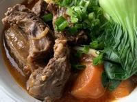 台式紅燒牛肉麵