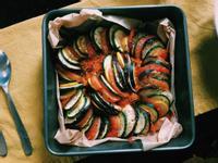 🟢🟣普羅旺斯燉菜🟡🔴法式繽紛蔬食