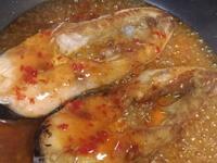 一魚兩吃  泰式香辣檸檬魚