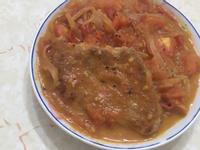 蕃茄洋蔥豬排