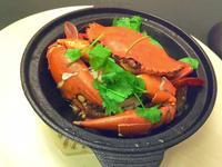 泰式螃蟹粉絲煲