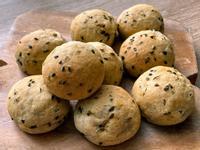 「QQ麻糬麵包球」簡單三步驟可以完成