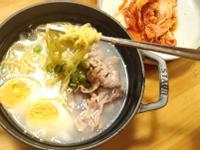 韓式牛肉冷湯麵