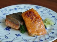 蜂蜜檸檬鮭魚