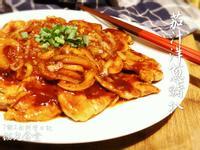 港式-茄汁洋蔥燴豬扒